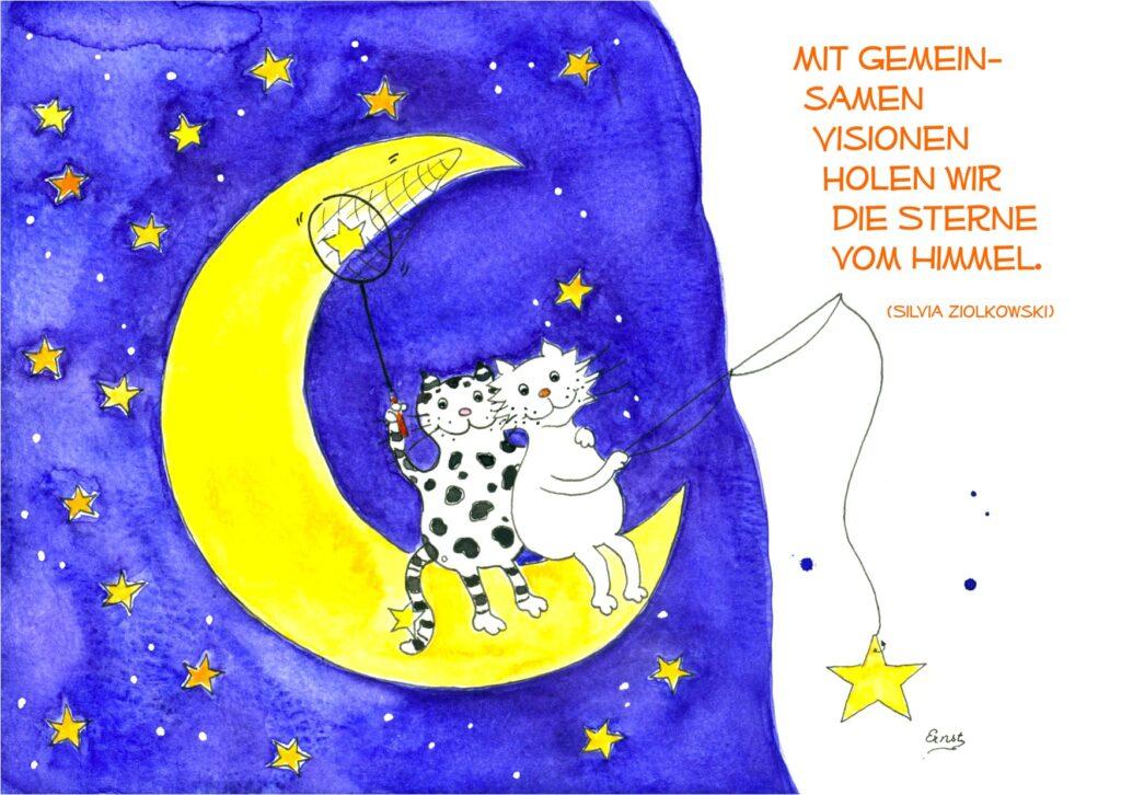 Sterne Himmel Kalender